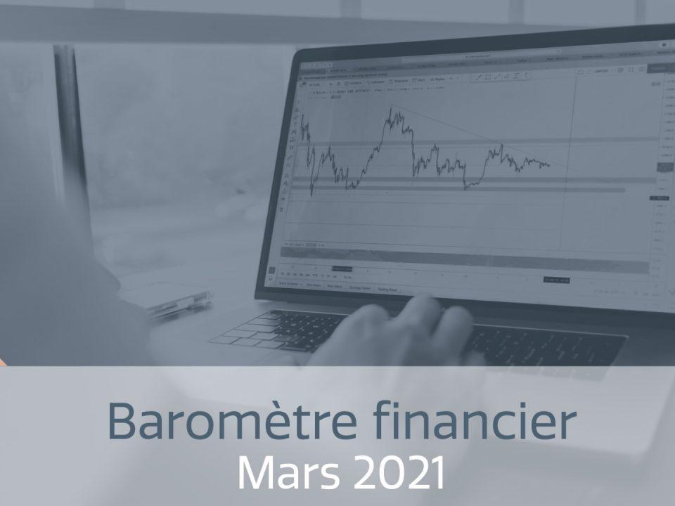 Barometre Des Tendances Sur Les Marches Financiers Mars 2021